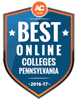 Best Online Colleges PA 2016-2017
