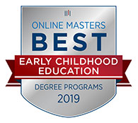 Badge Best Early Childhood Programs 2019