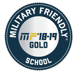 badge military friendly 2018