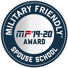 Badge Military Friendly Spouse 2019