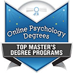 Badge Online Psychology Degrees Top Masters Degree Programs